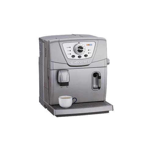 東龍 全自動義式濃縮咖啡機Gabee TE-903 太空銀