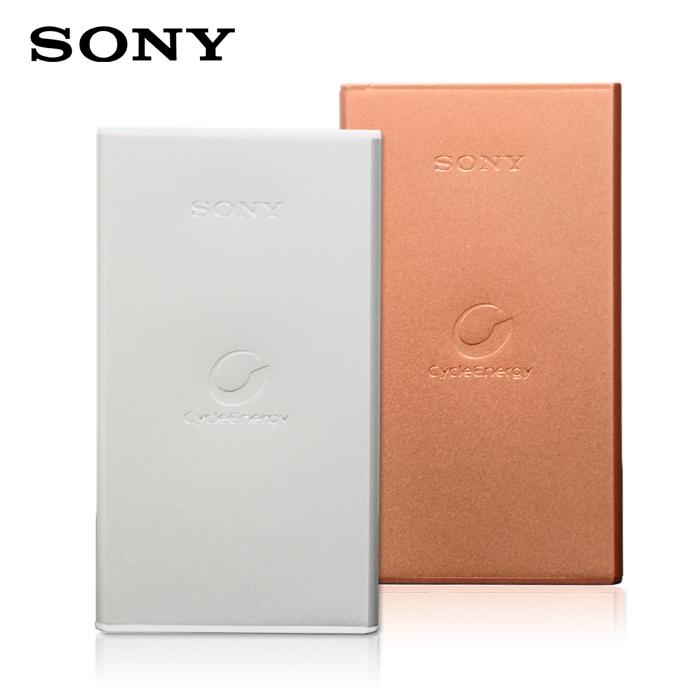 【SONY】5000mAh 質感掌上型 行動電源(CP-S5)-送隨機好禮