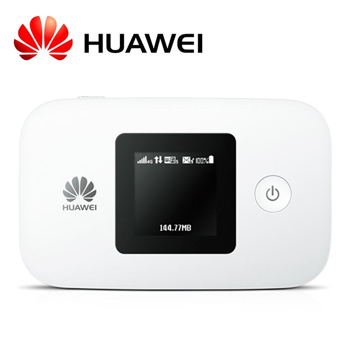 【HUAWEI 華為】E5377 4G/LTE 口袋型 無線行動網路分享器