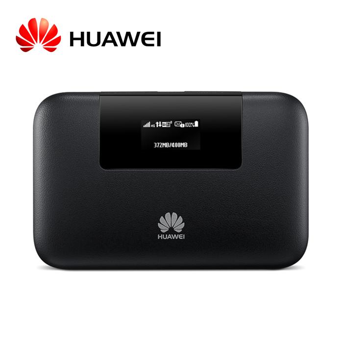 【HUAWEI 華為】E5770 4G 行動網路 分享器+行動電源