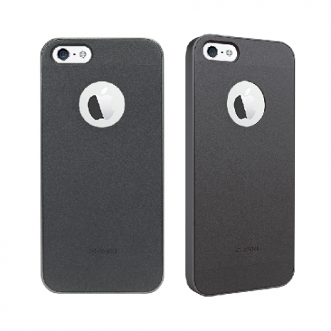 【OZAKI】iPhone 5 美型保護殼‧水星