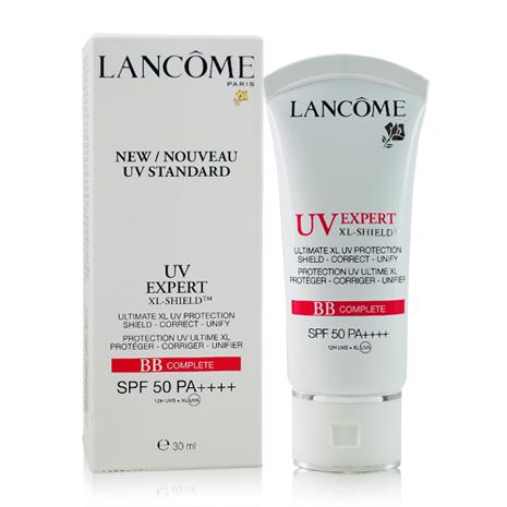 【LANCOME 蘭蔻】UV超輕盈柔白BB霜SPF50/PA++++ 30ml(升級版-#01)