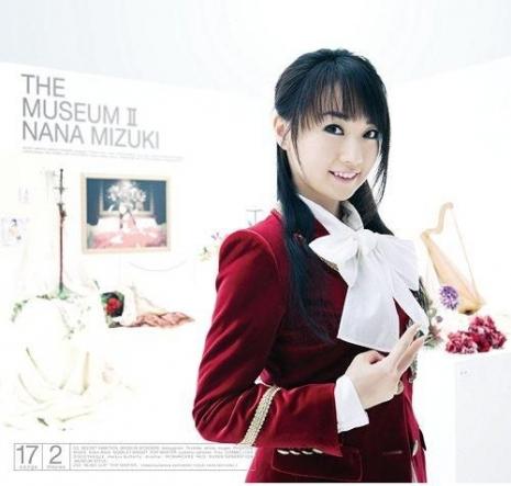 水樹奈奈  THE MUSEUM II CD附DVD