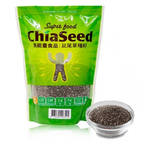 珍田 奇亞籽 Chia seed (鼠尾草籽) 350g 鼠尾草種籽