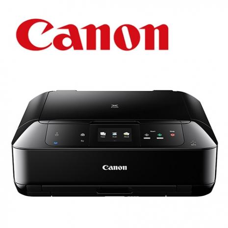 Canon PIXMA MG7570 雲端觸控旗艦機【經典黑】