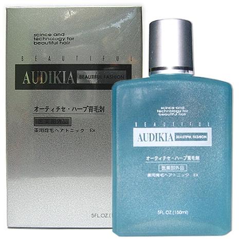 【AK-1 AUDIKIA】 草本植物萃取養髮液 150ml