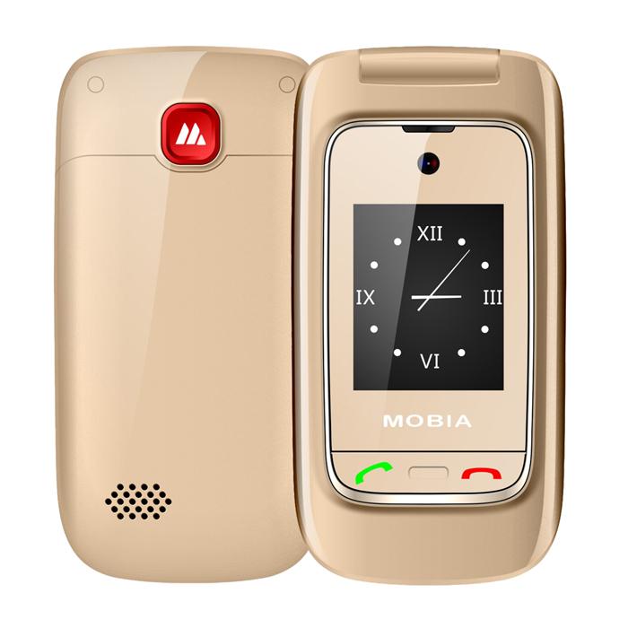 MOBIA M300+ 2.4吋雙卡雙待3G折疊機