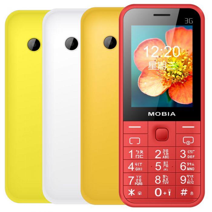 摩比亞 MOBIA M105 3G 1.77吋大鈴聲果漾彩色機
