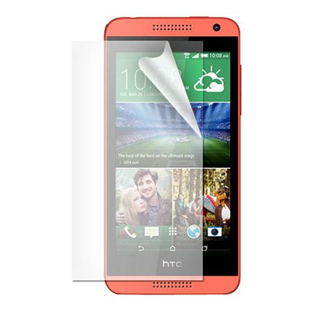 【VXTRA】 HTC  Desire 610 / D610X  高透光亮面耐磨保護貼