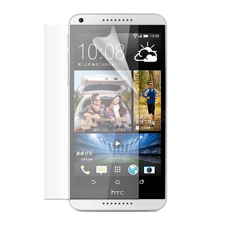 【VXTRA】 HTC Desire 816 / 816w 高透光亮面耐磨保護貼