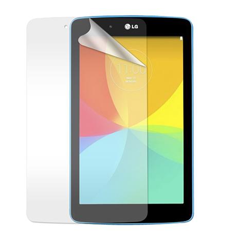LG G Tablet 7.0 / LG G Pad 7.0 V400 高透光亮面耐磨保護貼