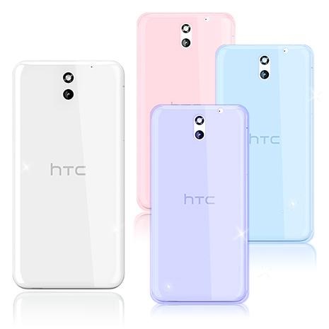 【VXTRA 】HTC Desire 610 / D610X 超完美 清透0.5mm隱形保護套