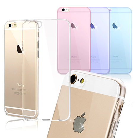 【VXTRA 】iPhone6 Plus 5.5吋 超完美 清透0.5mm隱形保護套