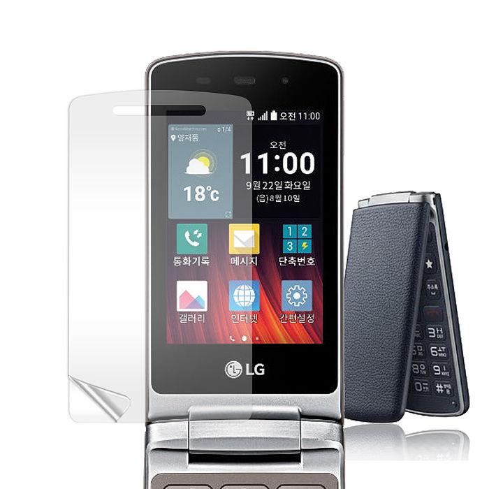 【VXTRA】樂金 LG Wine Smart II / H410 高透光亮面耐磨保護貼 保護膜