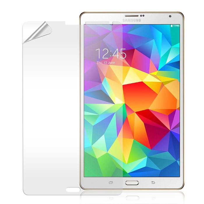三星 Samsung Galaxy Tab S 8.4 T700 / T705 高透光亮面耐磨保護貼 保護膜
