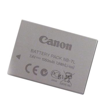 Canon NB-7L G10/G11/G12/SX30 相機專用 原廠電池
