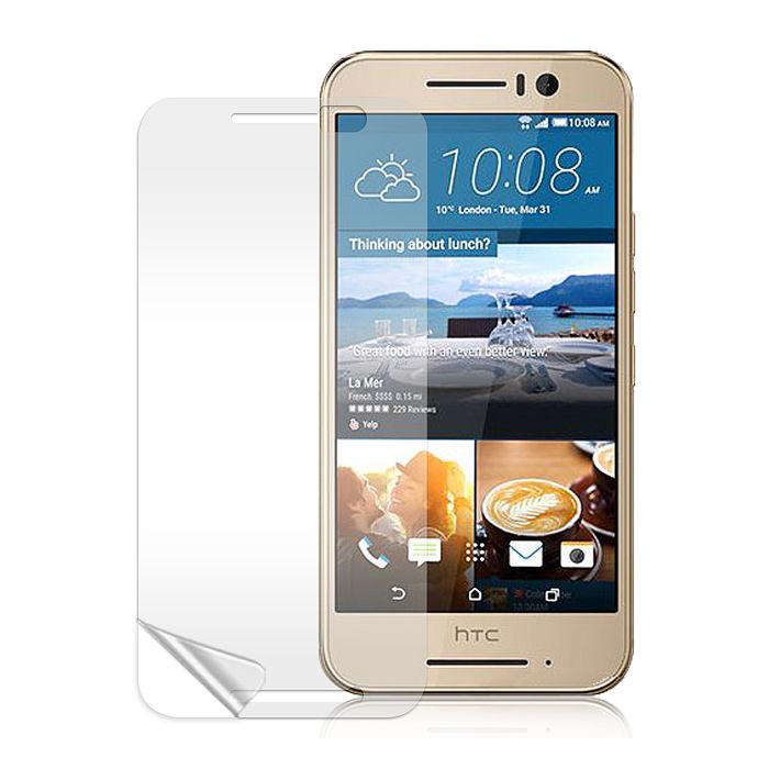 【VXTRA】VXTRA HTC One S9 5吋 高透光亮面耐磨保護貼
