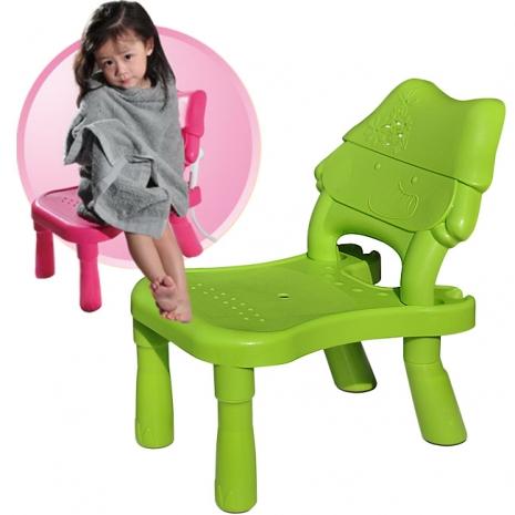 【潮傢俬】小可愛兒童洗頭椅_蘋果綠色