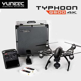 【YUNEEC】TYPHOON Q500+ 4K 鋁箱版&雙電池 入手即飛四軸空拍飛行器