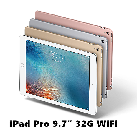 【Apple】iPad Pro 32G 9.7吋 WiFi版 四色