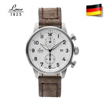 德國工藝 Laco BERN 朗坤 石英錶 男錶 手錶 軍錶 台灣總代理公司貨 861974