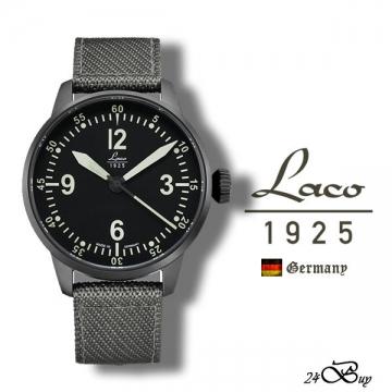 德國工藝 Laco BELL X-1 朗坤 自動機械表 男錶 手錶 軍錶 台灣總代理 861907
