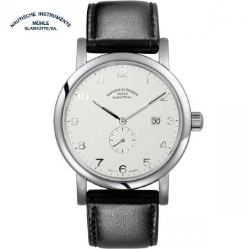 德國高級腕錶品牌:格拉蘇蒂·莫勒Muehle·Glashuette Classical Timepieces 經典系列-天蠍座M1-39-15-LB 機械男錶