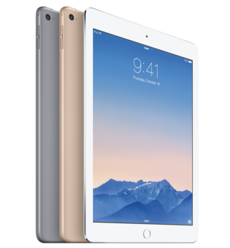 蘋果 Apple iPad Air 2 128GB WiFi 台灣公司貨