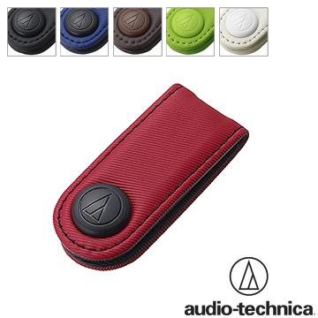 鐵三角 AT-CW5 新版押扣式耳機捲線器【設有固定夾】