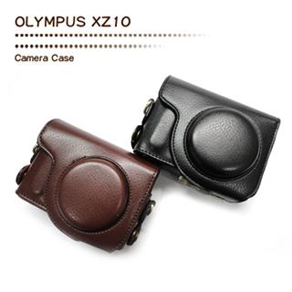 Wiston  手工皮套 For OLYMPUS XZ10(兩件式)
