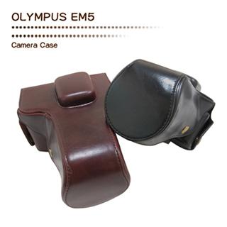Wiston  手工皮套 For OLYMPUS EM5 變焦鏡(兩件式)