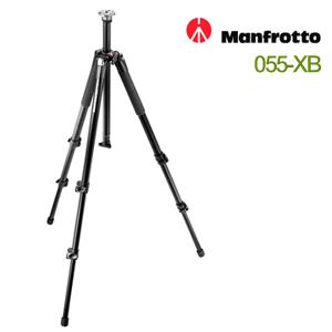 Manfrotto 曼富圖 055XB 中型三腳架 (黑色)