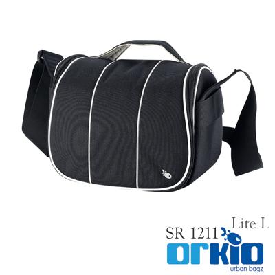 Orkio -DSLR BAG Lite- 單肩側背包L(黑)-SR1211
