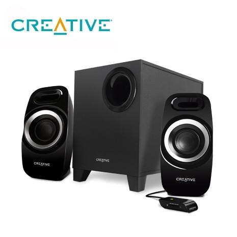 Creative Inspire T3300 環繞喇叭