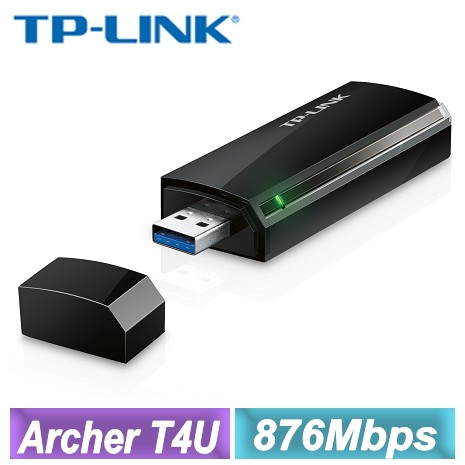 TP-LINK  AC1200 Archer T4U 無線雙頻USB網卡