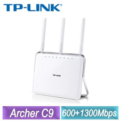 TP-LINK AC1900 次世代高階Gigabit無線路由器Archer C9