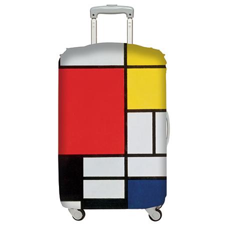 LOQI 行李箱外套│蒙德里安【M 號】