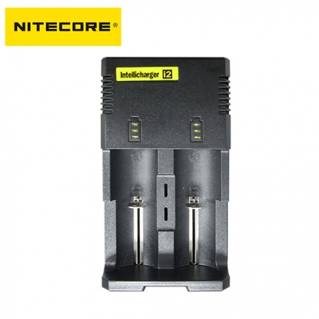 【NITECORE】i2微電腦控制全智能電池充電器