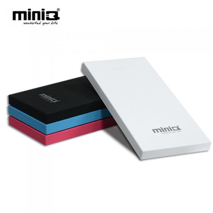 miniQ i-Block10000雙輸出行動電源