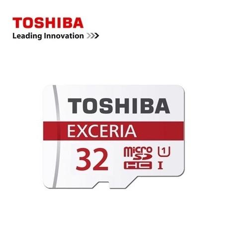 TOSHIBA 東芝 TF 卡 32G(micro sd)