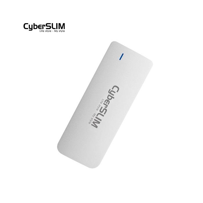 CyberSLIM M2 512G 行動固態硬碟USB3.1(Type-C)