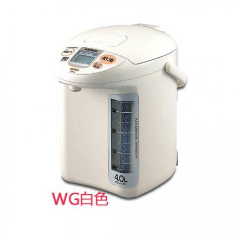 象印微電腦電動熱水瓶4公升CD-LGF40(WG白)