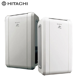 HITACHI日立 8公升奈米銀負離子FUZZY感溫適濕除濕機 RD-16FS乳白色