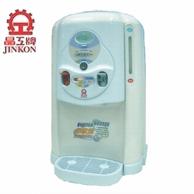 晶工牌 8公升全開水溫熱開飲機 JD-1503