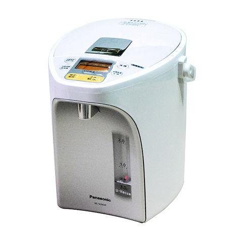 Panasonic國際牌3公升真空斷熱電熱水瓶 NC-SU303P