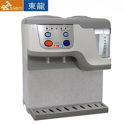 東龍蒸汽式電動給水溫熱開飲機 TE-181