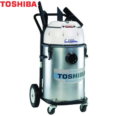 TOSHIBA東芝雙渦輪工業用乾濕兩用吸塵器(40公升集塵桶) TVC-1040