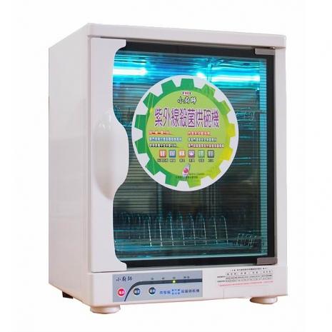 小廚師二層(奶瓶)紫外線殺菌烘碗機 FOKI-7