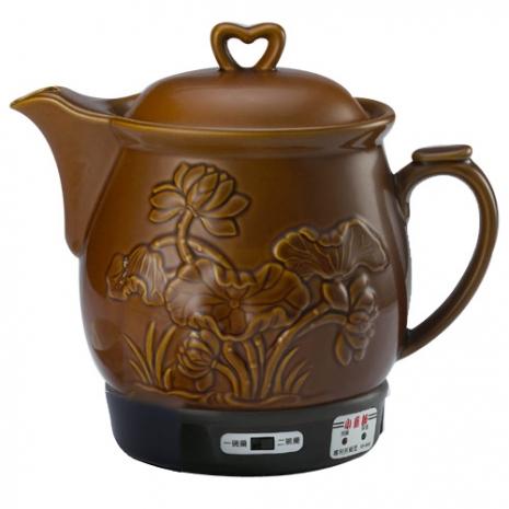 小廚師4.5L陶瓷自動煎藥壺 SA-888
