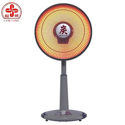 【聯統】14吋定時型桌立炭素電暖器 LT-899
